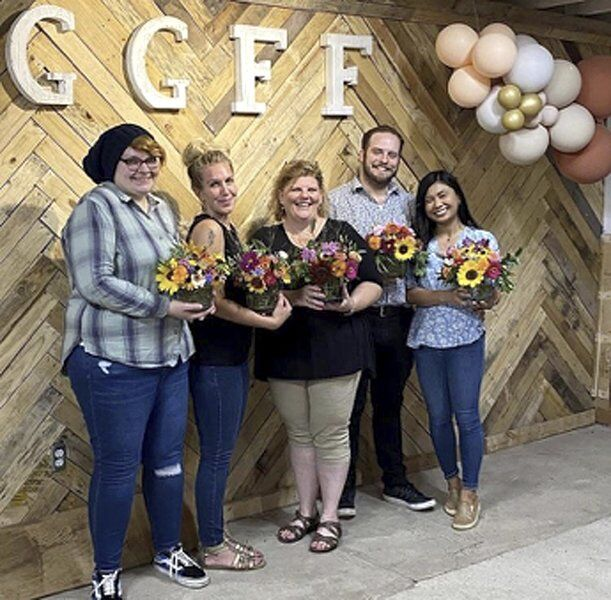 Flower farm in Pendleton blooms with possibility