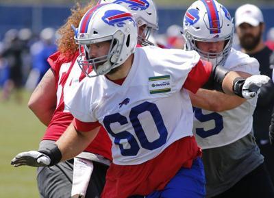 Bills' Morse unconcernedabout setbacks after 4th concussion