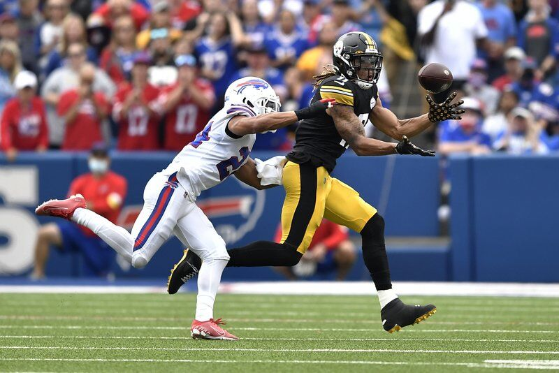 Bills remain defiant after season-opening dud to Steelers