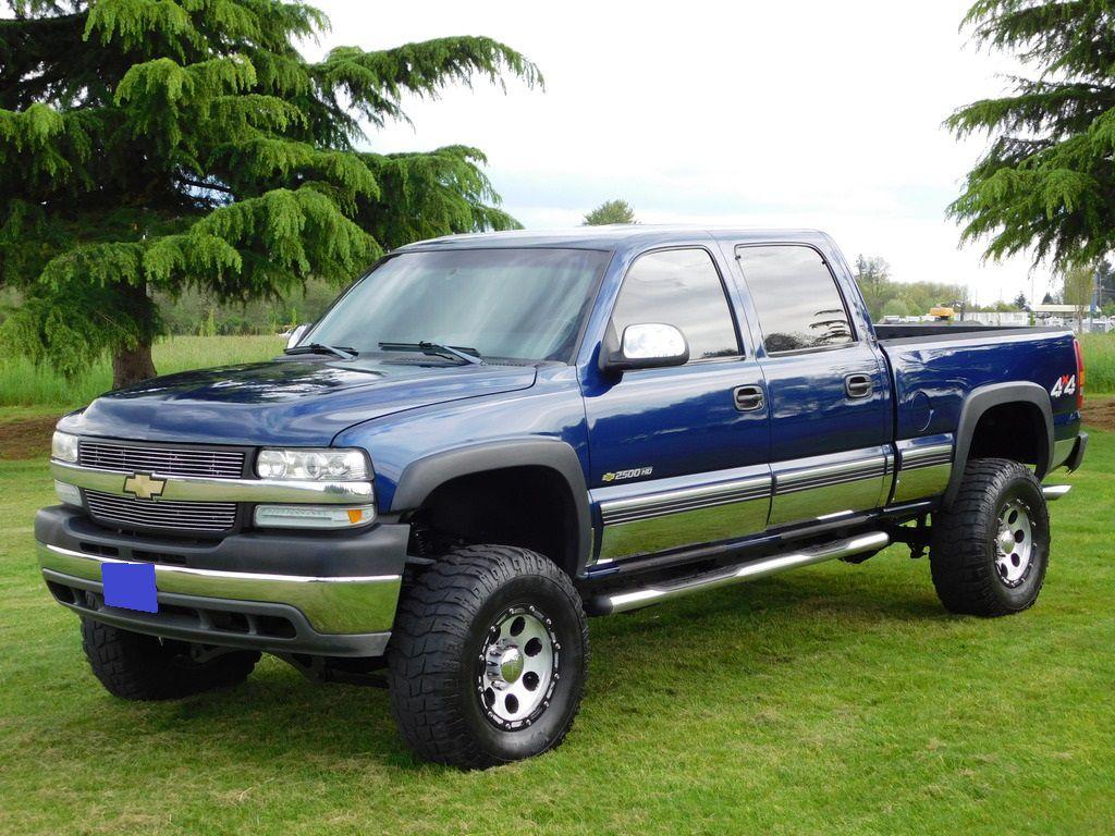 2001 Chevrolet Silverado 2500 in very good condition, 150... image 1