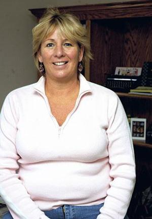 Rose LaVine takes over as head of Galt Chamber of Commerce