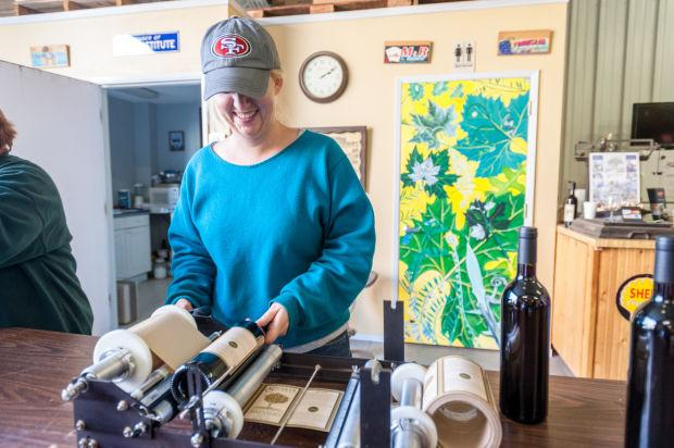 Spenker Winery finds new ground in Lodi wine scene