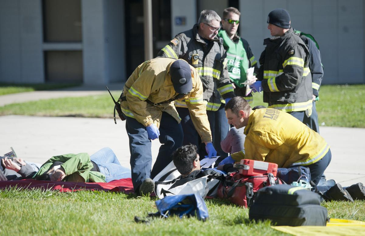 Lodi first responders train for active shooter scenario