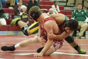 Wrestling: Flames rumble past Bulldogs
