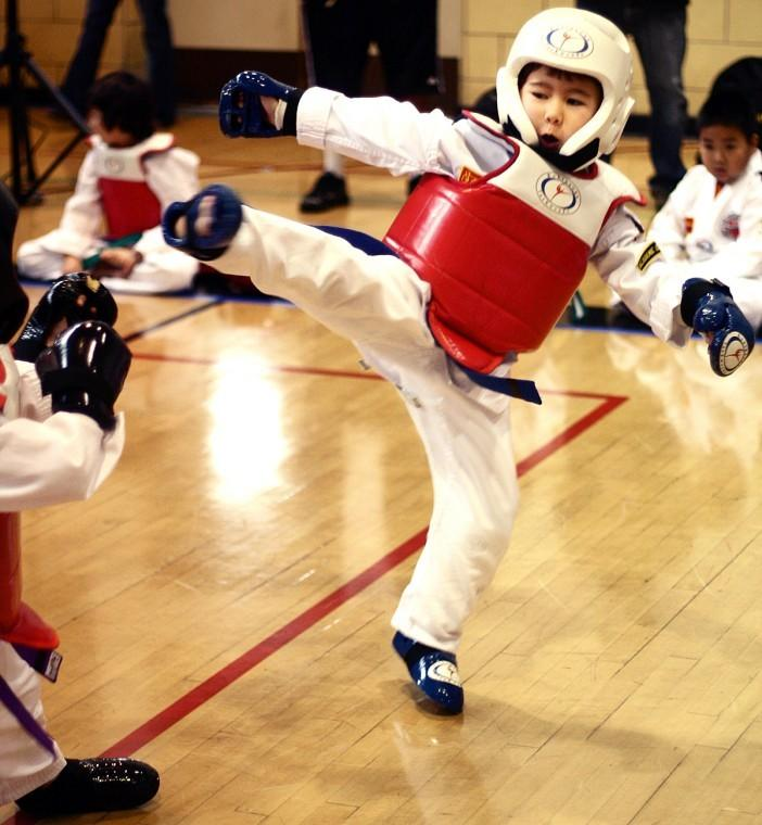 Local youngsters gain strength, confidence with martial arts