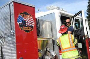 Busy shift with Lodi Fire: Dedicated firefighters handle car crashes, blazes