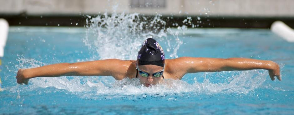 Lodi Flames sweep Tokay Tigers in swimming