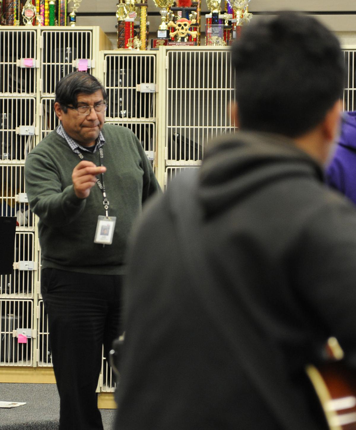 Tokay teacher has been guiding music for 41 years
