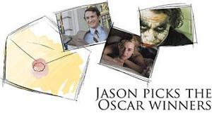 Jason picks the Oscar winners