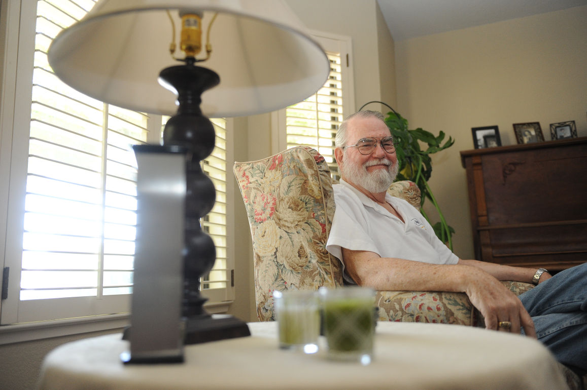 Retired county judge Bob McNatt recounts path that led him to don the black robes