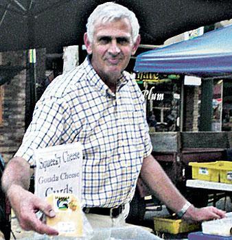 Farmers Market Vendor Profile: Oakdale Cheese