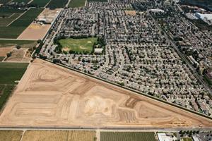 View From Above: Work begins on Lodi housing project