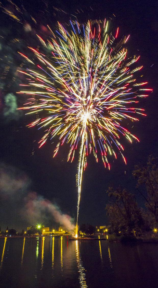 Higher fireworks, mini farmers market for Lodi Fourth of July