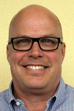 Financial adviser Jeff Glenn combines investing with faith