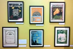 Traveling exhibit brings music of California to life at San Joaquin County Historical Museum
