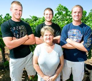 Lodi Baseball Club players, host families forge special bond