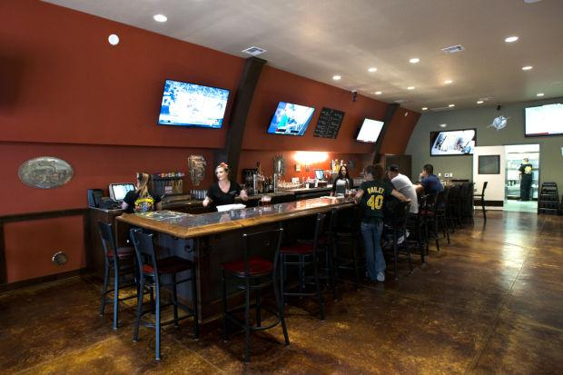 Porters Pub owners hope to 'go big' with new, sports-themed pub