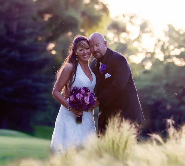 Brian Luiz, Krista Sypnieski married at Woodbridge Country Club