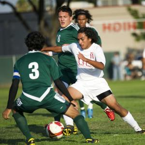 Late fade denies Lodi first place in varsity boys soccer