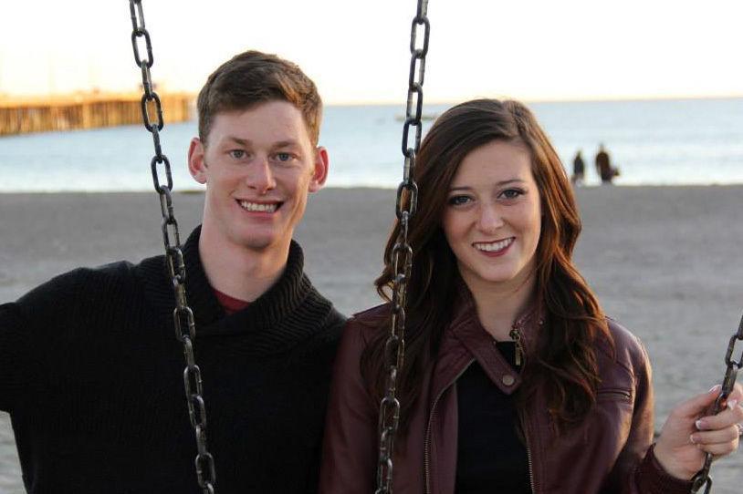 Karl Hughes Schroeder and Hailey Lynn MacLeod were engaged last November in Granada