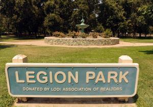 Veteran wants to restore flagpole memorial in Lodi