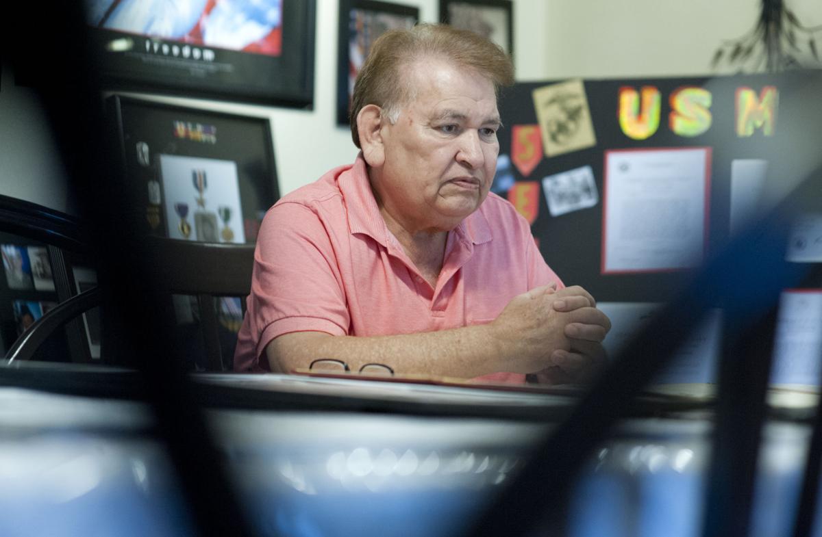 Decorated Lodi veteran recalls Vietnam service