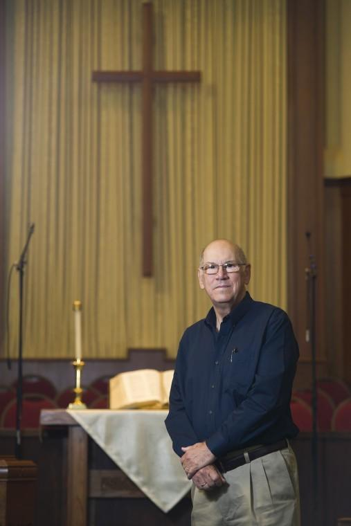 First United Methodist Church pastor Alan Kimber to give final sermon Sunday