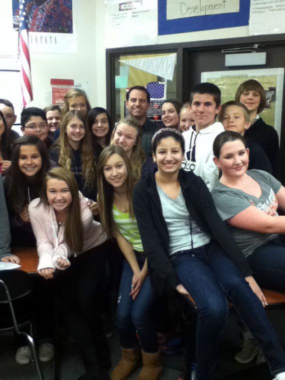 Todd Hillstrom, Millswood Middle School