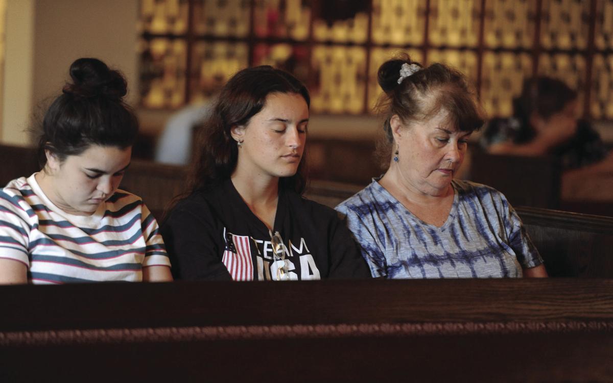 Lodians remember 9/11 at memorial service