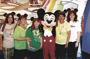 Vacation at Walt Disney World in Orlando