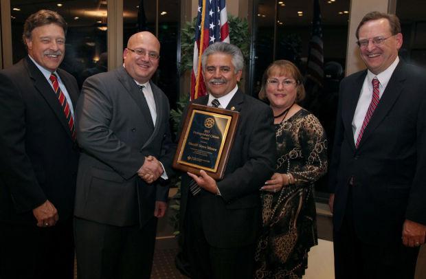Boy Scouts honor San Joaquin County Sheriff Steve Moore