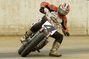 Motorcycle legend Chris Carr has fond memories of Lodi Cycle Bowl