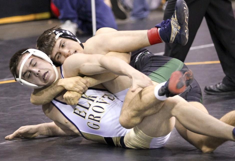 Lodi's Daniel Frazier, Jake Holley advance at Masters wrestling tournament