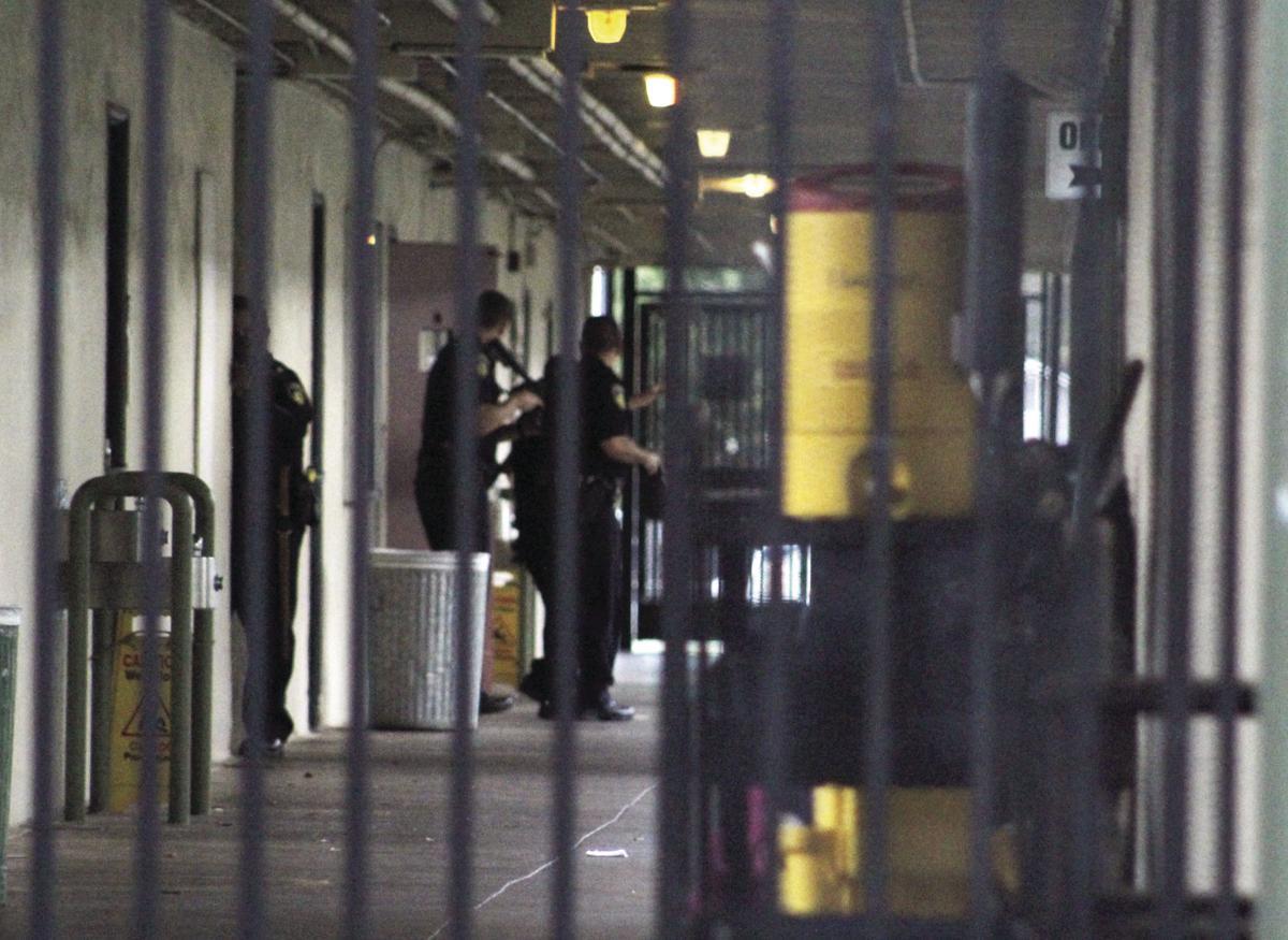Lodi school locked down after shots fired in area