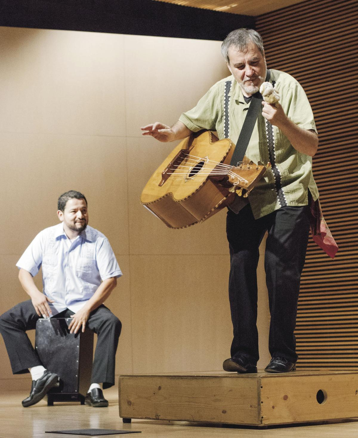 Lodi library to host bilingual musical show