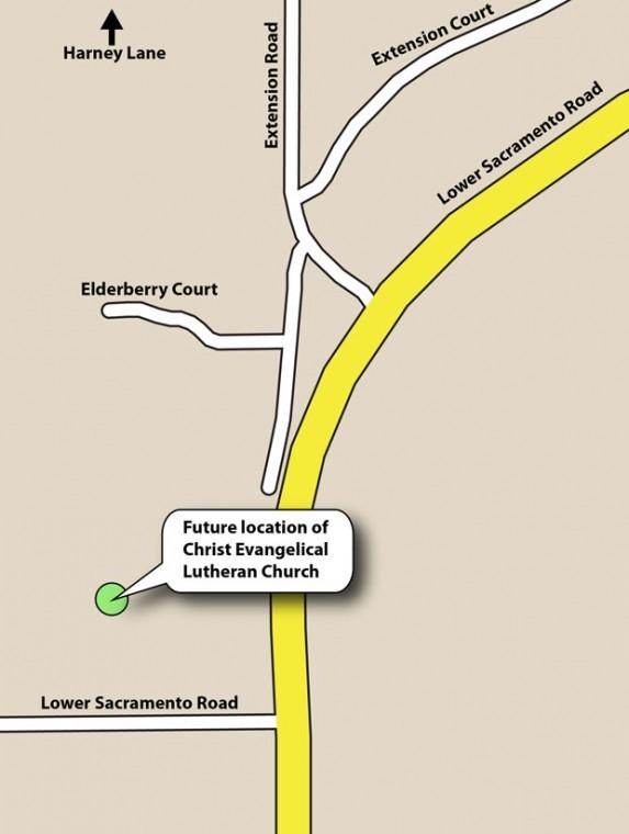 Time extension granted for Christ Evangelical Lutheran Church relocation