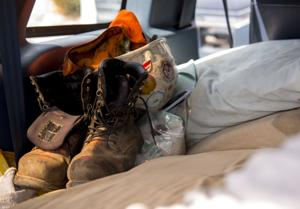 Living in her car, Lodi's Candy Warmuth believes community can do more for homeless