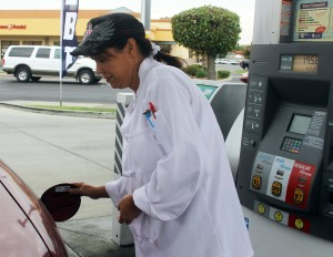 Some area residents philosophical, others angry over high gas prices