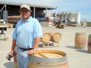 Van Ruiten's Winemaker, Ryan Leeman