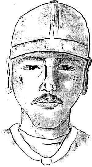 Galt police release sketches of shooting suspects