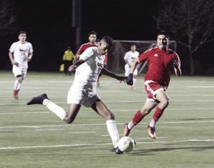 SJS boys soccer playoffs: Lopez's five carries Galt