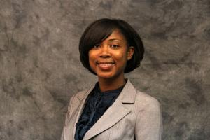 Lodi Academy's 2005 top student Jasmine Turner advises students to find mentors