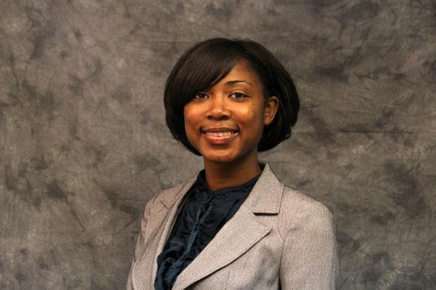 Lodi Academy's 2005 top student Jasmine Turner advises students to find mentors