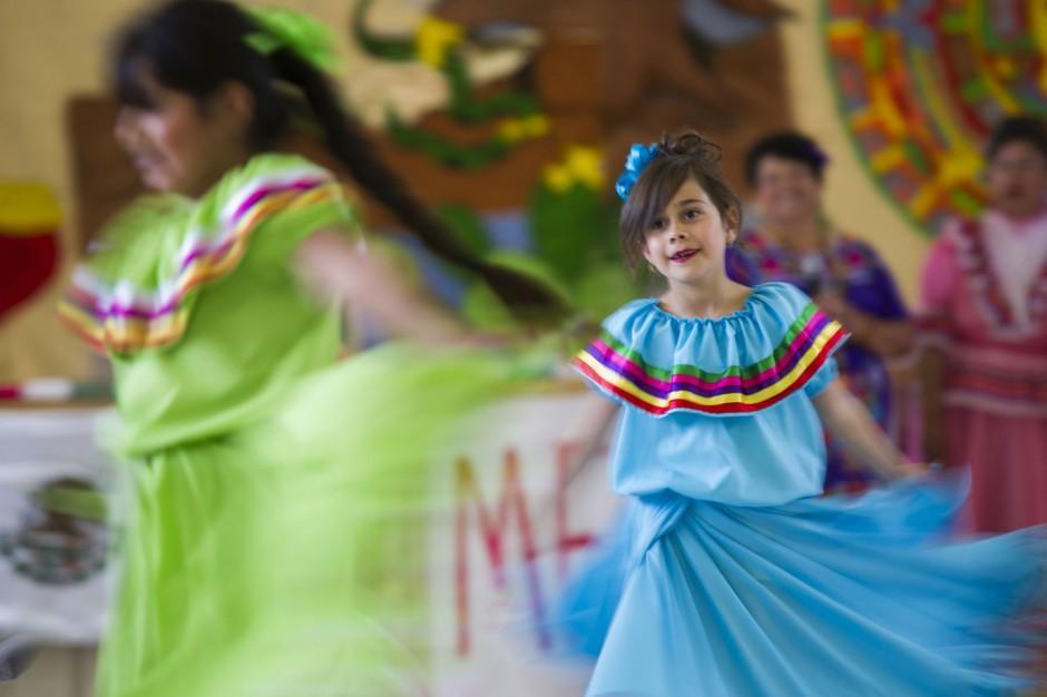 Cinco de Mayo dances are Thornton tradition