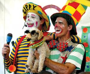 Slapstick comedy, snakes and more offered at fair