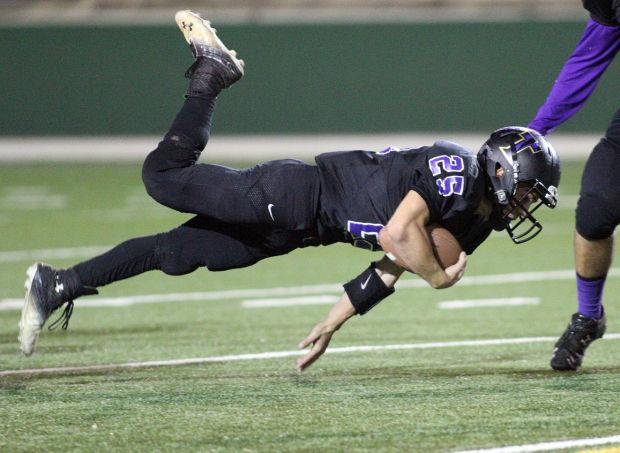 Football: Tigers pummel Wolf Pack