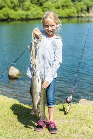 Lodi Lake Fishing Derby lets children sample the sport