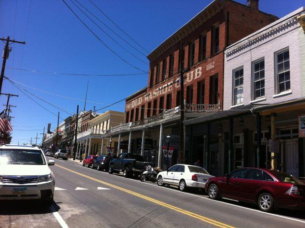Step back in time with a visit to Virginia City