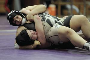 Girls wrestling: Bernal pins down crown at Lady Tigers Invitational