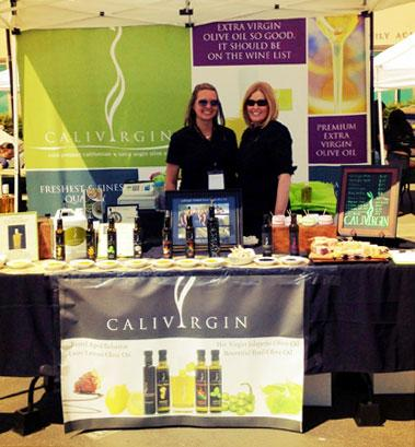 Calivirgin olive oils bring flavor, freshness to Downtown Lodi Farmers Market